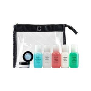 Mini zestaw kosmetyków do pielęgnacji cery normalnej