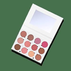 Paleta PRO do makijażu BLUSH Ofra