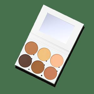 Paleta PRO Contouring & Highlighting Ofra